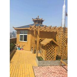 木屋设计  木材建筑 木屋设计 木屋施工