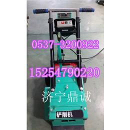丹东出售塑胶跑道铲削机 供应PU球场翻新机