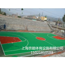 郑州塑胶篮球场低价销售