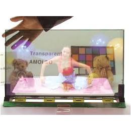 32寸透明液晶裸屏透明屏展柜透明液晶屏生产商