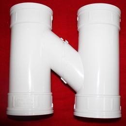 江西UPVC排水管件H管H型管件