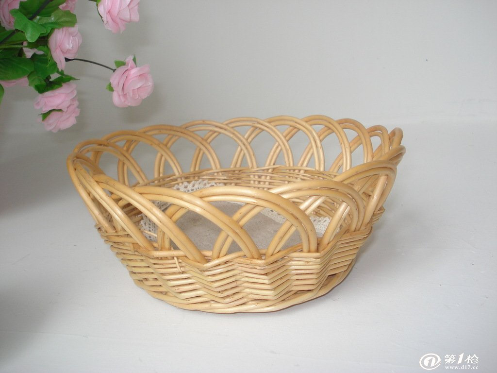 手工制作纸质篮子