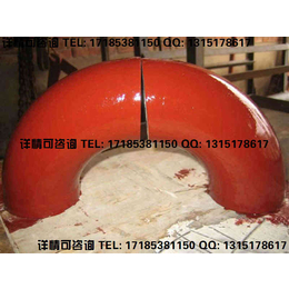 水泥行业松散物料输送用陶瓷复合管