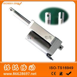 30MM行程电动推杆 微型电机推杆 直流碳刷微型电动推杆