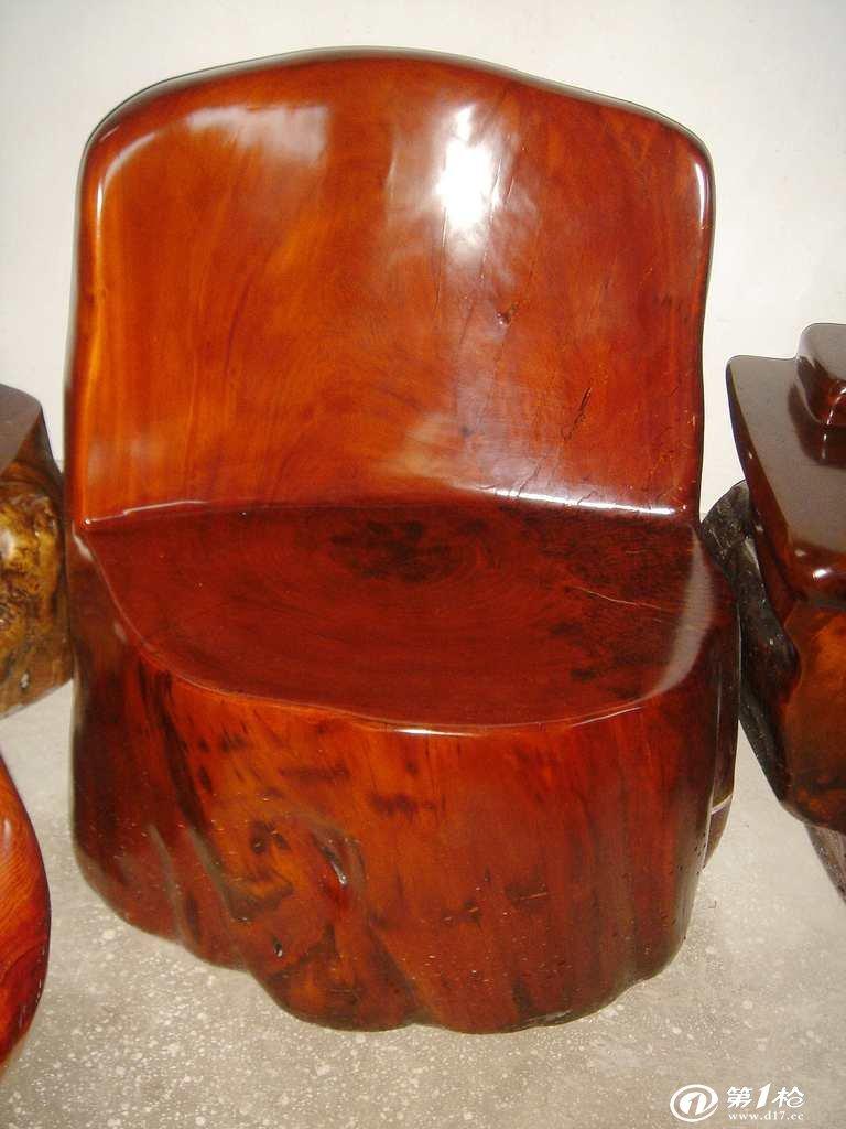 椅子,缅甸楠木根雕椅子,厂家直销椅子,纯手工制作椅子