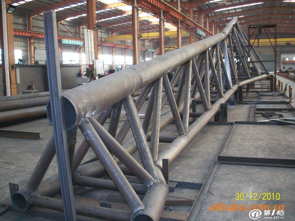 供应钢结构管桁架