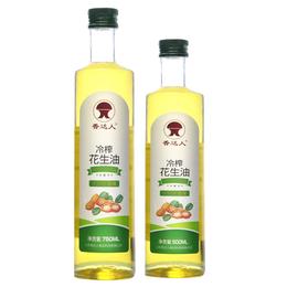 山东香达人食品科技有限公司香达人冷榨花生油全国招商