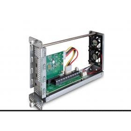 火箭RocketStor6361A高速Thunderbolt2(雷电2) PCIe扩展箱