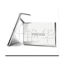 Hitachi/日立160G 银色超薄移动硬盘