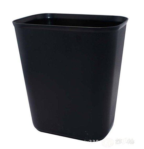 圆形房间垃圾桶