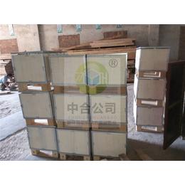 定做物流钢带箱 胶合板卡扣木箱 出口钢带木箱 免熏蒸包装木箱