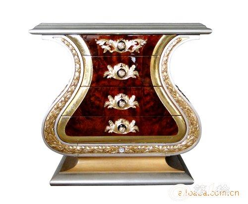 产家直供豪华欧式家具,奢华家具,新品销售,软包睡床-ps5c款