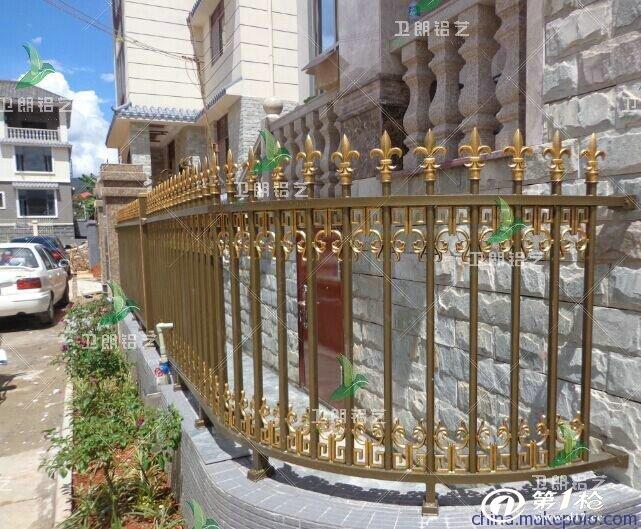厂家供应别墅庭院围栏 阳台护栏