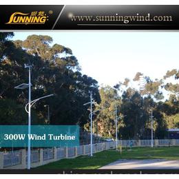 广州风光互补路灯系统专用小型风力发电机厂家