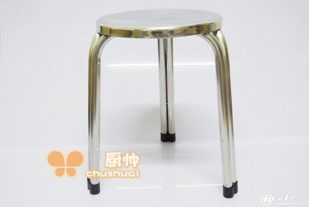 不锈钢圆凳子,椅子,餐椅,小凳子图片