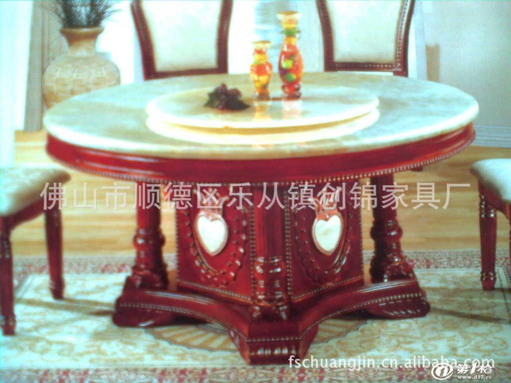 正宗大理石火锅桌,实木桌火锅桌