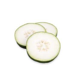 新鲜蔬菜黑皮切片冬瓜批发