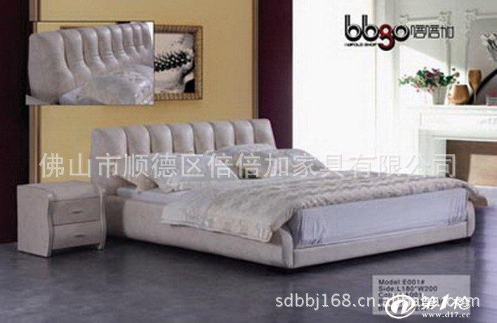 样品欧式床靠背图片