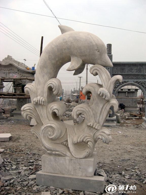石雕动物 动物石雕 造型逼真 做工精美