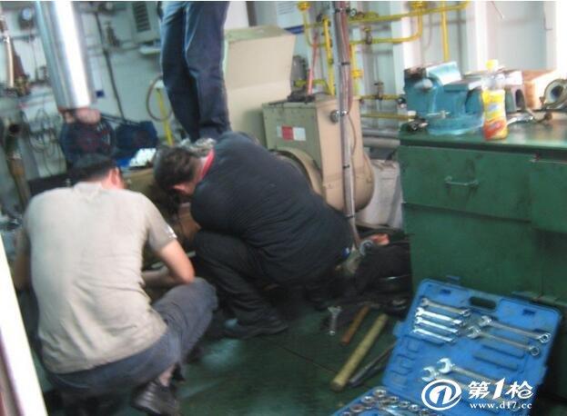 柴油发电机组更换配件注意事项