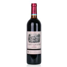 供应法国原装进口葡萄酒拉菲传奇-德罗