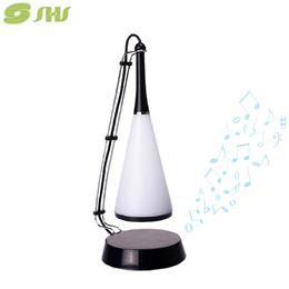 厂家供应触控调节LED充电节能台式吊灯音箱音乐台灯