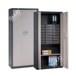 供应国保保密柜G1990+36T 三层无抽36格保密柜文件柜
