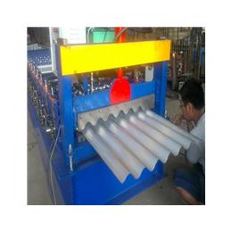 浩鑫彩钢780圆弧型压瓦机 彩钢瓦机 彩钢成型机械设备