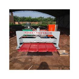 浩鑫压瓦机厂家销售890兴全自动彩钢压瓦机彩钢瓦欢迎咨询选购