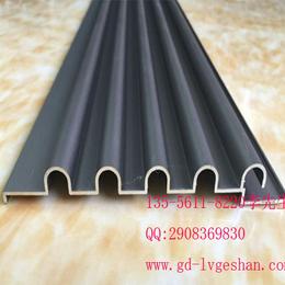 木纹长城铝单板 铝合金长城板 长城板规格