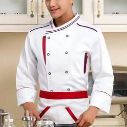 酒店西餐厅糕点房厨师服装定做酒店厨师服餐厅工作服定制