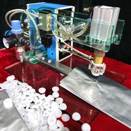 咖啡袋单向排气阀专用压阀机 半自动包装机 JP1