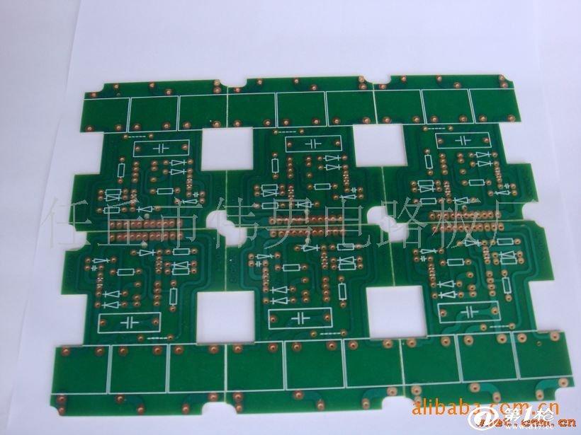 各种单面线路板,电路板,pcb(图)_电工电气产品加工_第