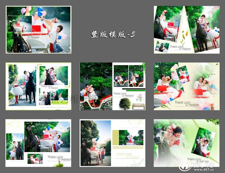 相册设计/相册排版/儿童相册设计/写真相册设计/婚纱相册排版免费