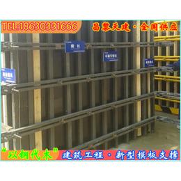 福建_新型主龙骨剪力墙模板支撑加固系统结构稳固灌注效果好