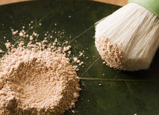 正确区分蜜粉和散粉