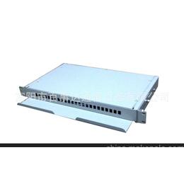 精品供应 19英寸机架滑动式光缆终端盒