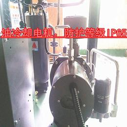 永磁变频 同步一体 螺杆式空压机 15KW