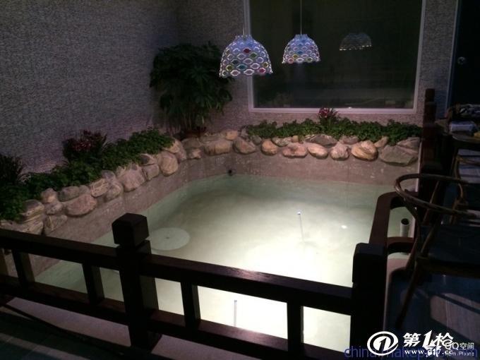 供应海皇星yyb供应杭州别墅花园锦鲤鱼池过滤系统设计建设工程