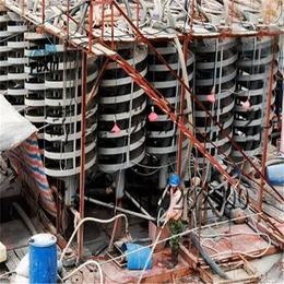 供应螺旋溜槽 5LL-1200 玻璃钢螺旋溜槽选煤重选设备