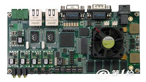 fmc6678/tms320c6678开发板