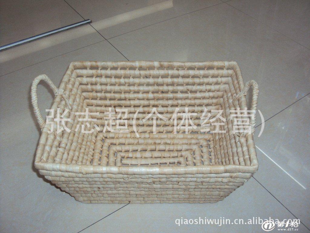 低价批发玉米皮编织坐垫手编草蒲团榻榻米坐垫