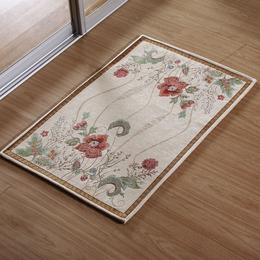 欧式进门地垫入户门垫小地毯家用脚垫 浴室卫生间防滑垫子脚踏垫
