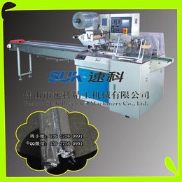 天津造纸厂专用包装机收银纸包装机热敏收银纸套袋机