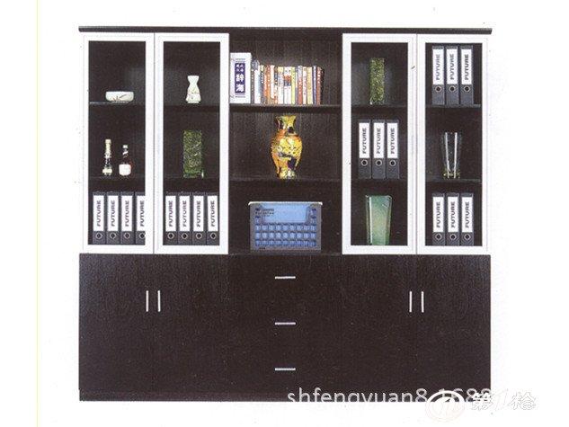 上海黎宏办公家具厂 定制板式文件柜 书柜 铁皮更衣柜图片