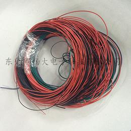 端子线材加工 镀锡铜线跳线1571 变压器用线端子线