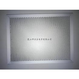 厂家供应过滤材料铝基光触媒滤网
