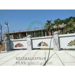 寺庙石栏杆 石栏杆安装施工 惠安石雕栏杆厂家