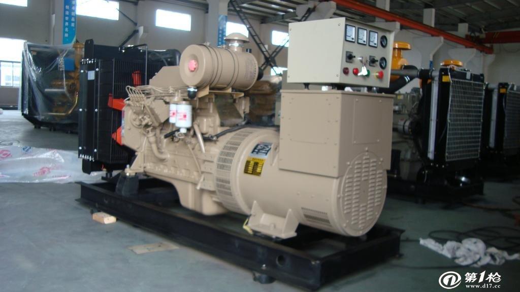 柴油发电机组厂家机房进排风量怎么算