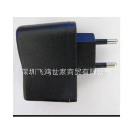 供应<em>5V1A</em>欧规充电器 圆脚USB充电器 <em>手机充电器</em> MP3/MP4充电器